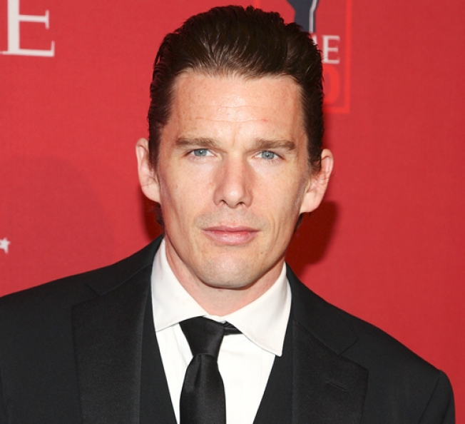 Ethan Hawke Gushes Over Madonna