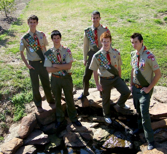Boy Scouts Receive $25 Million Donation