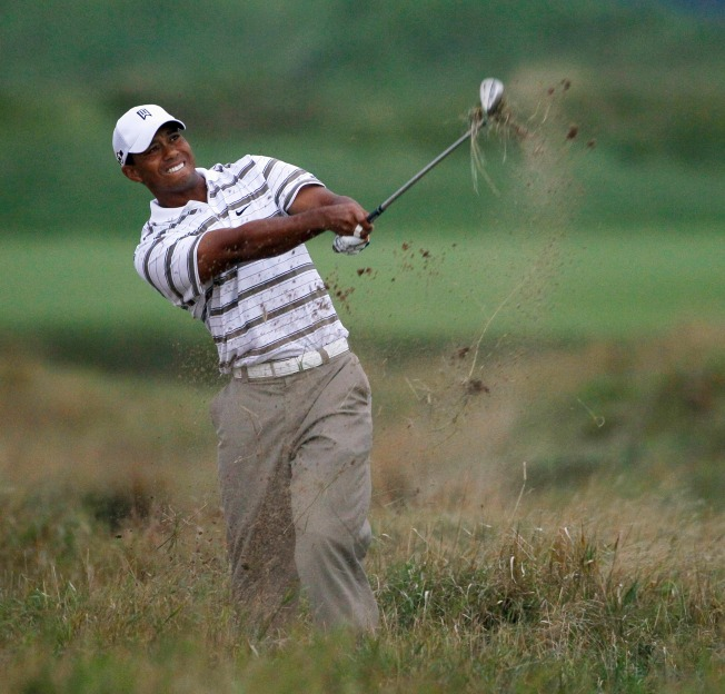 Race Wide Open at PGA