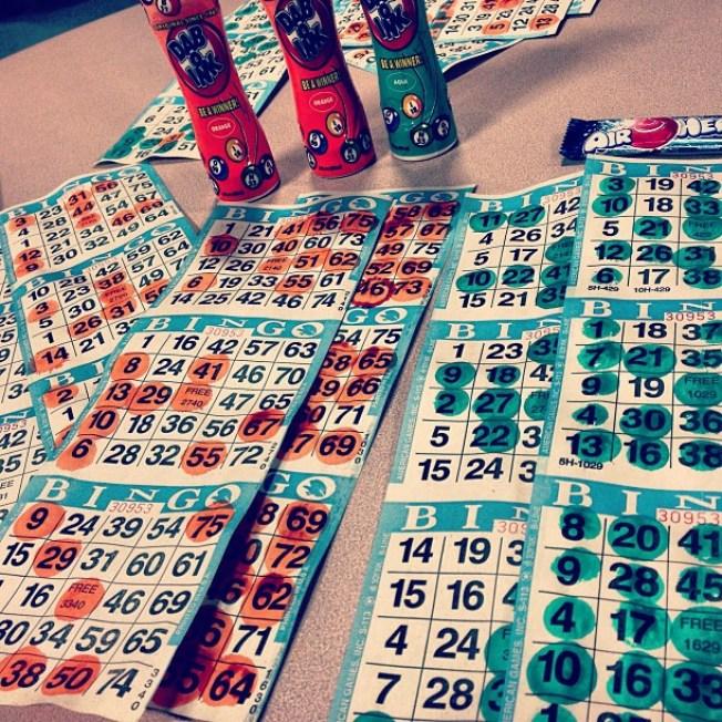 Texas Woman Claimed Bingo Cash Paid for Assault Rifles