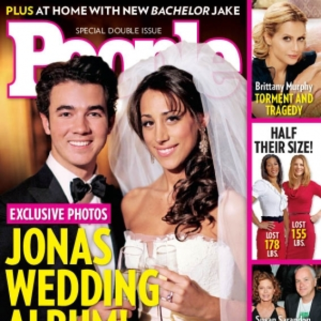 First Photo of Kevin Jonas' Wedding Released