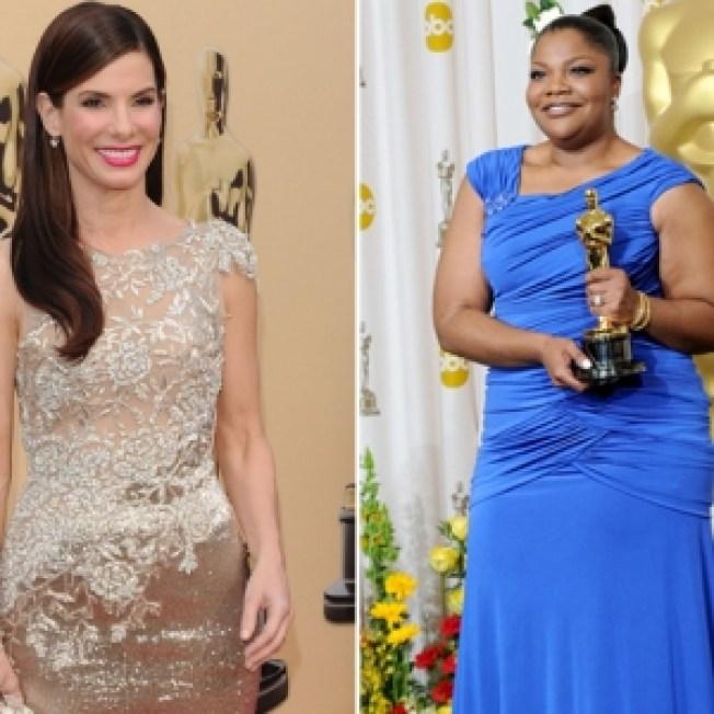 Style Stars: Sandra Bullock & Mo'Nique
