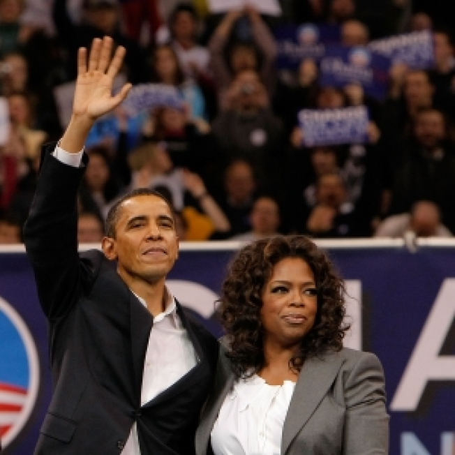 Oprah Winfrey On Obama's Election: 'Nothing Can Compare To This!'