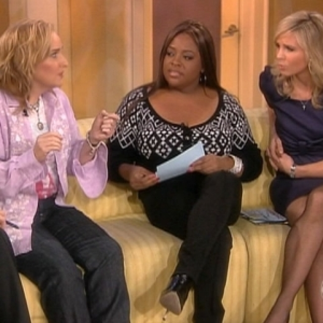 Melissa Etheridge & 'The View's' Elisabeth Spar Over Gay Marriage