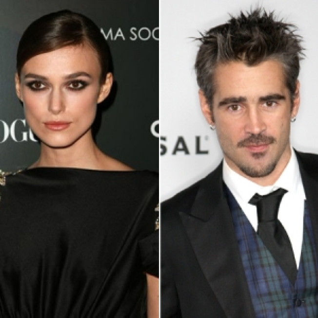 Keira Knightley & Colin Farrell Headed To 'London'