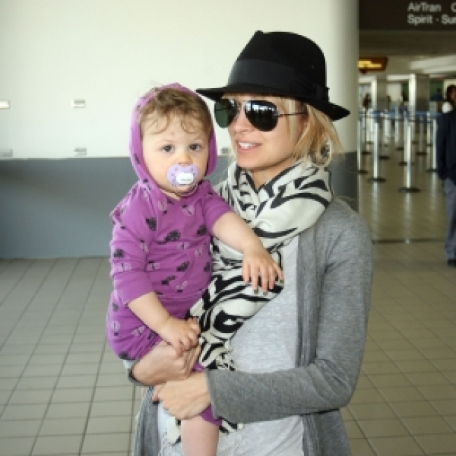 Nicole Richie Pregnant With Second Child