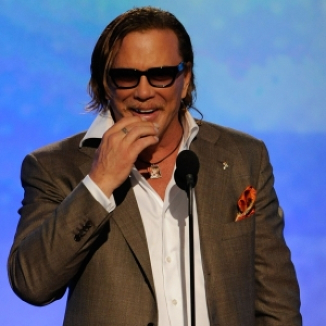 Rourke & 'The Wrestler' Win Top Honors At Indie Spirit Awards