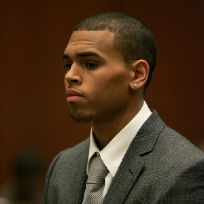 Chris Brown Set For Arraignment On Assault, Threats Charges