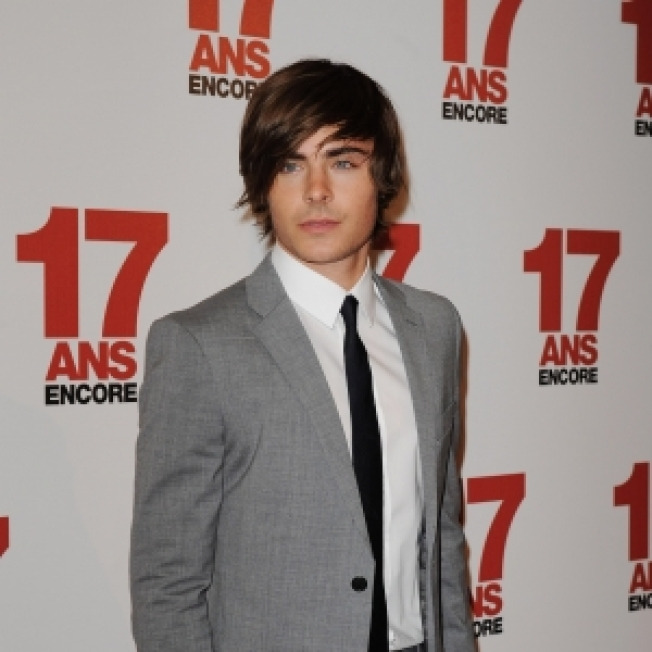 Zac Efron: 'Didn't Really Care About Being The Coolest Kid In High School'