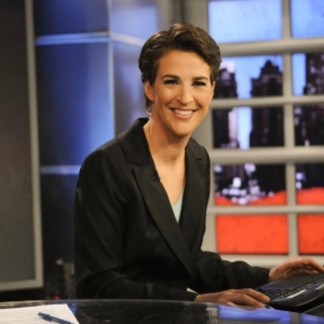Rachel Maddow's $400 Drunken Impulse TV Purchase