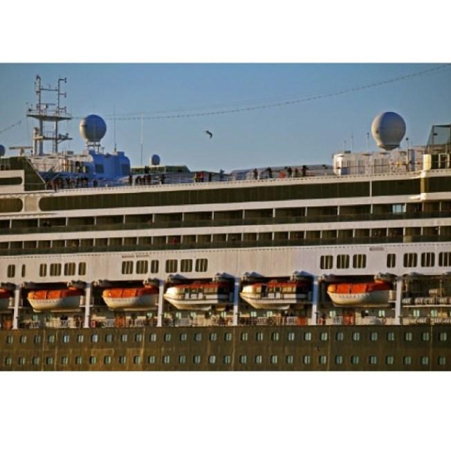 Girl, 10, Drowns in Pool Aboard Cruise Ship: Coast Guard