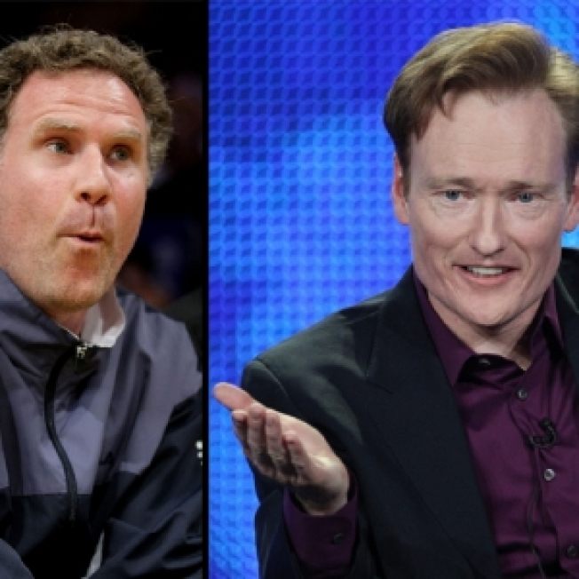 Conan O'Brien Lines Up Will Ferrell As First 'Tonight Show' Guest