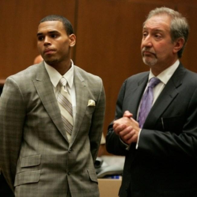 Chris Brown Strikes Plea Deal, Avoids Jail Time In Assault Case
