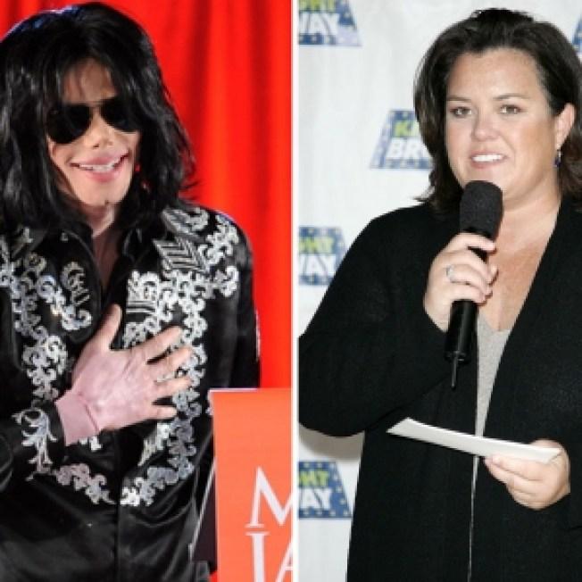 Rosie Remembers Michael Jackson