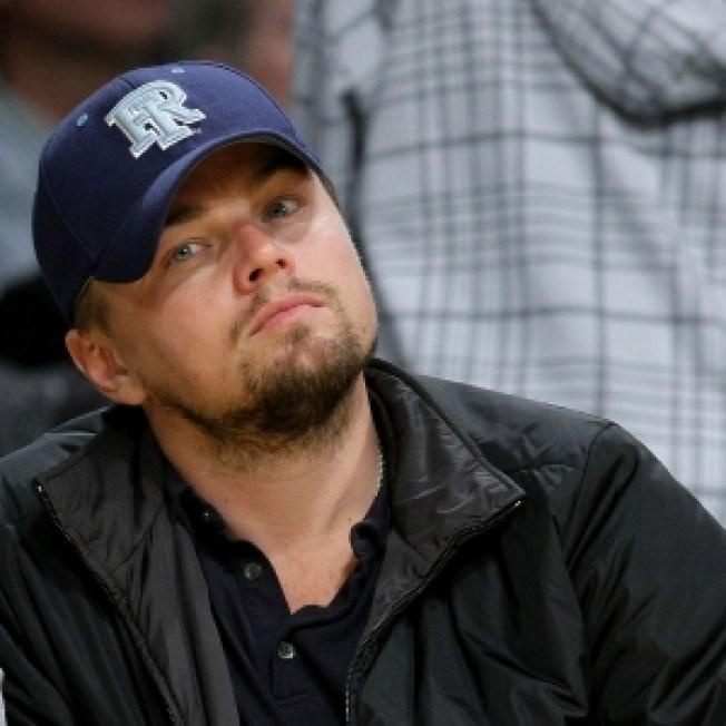 ROLL CALL: Leonardo DiCaprio's Shoes Snatched