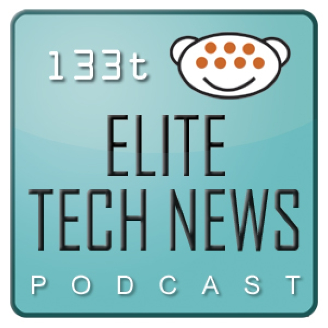 Elite Tech News #17: Apple Craptastically Speaking (podcast)