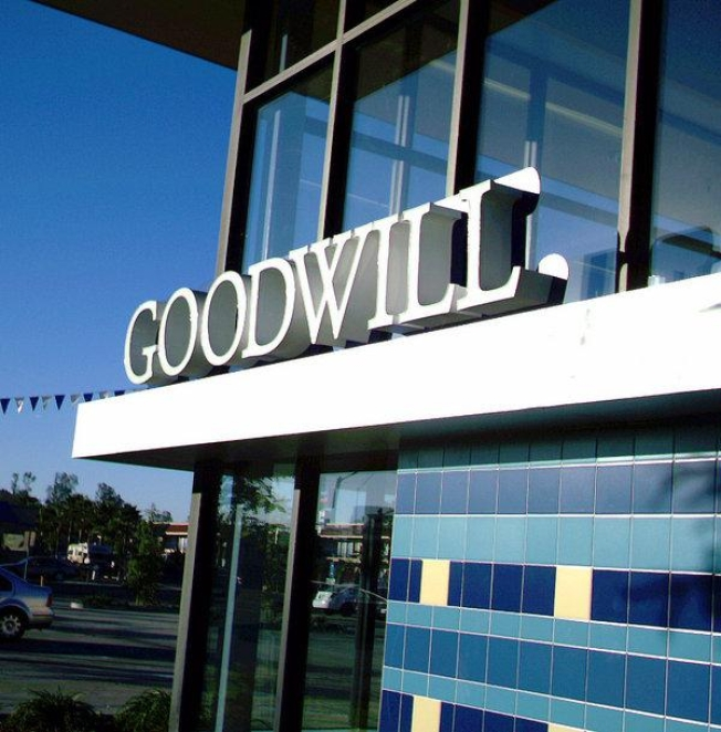 Get A Job at Goodwill?