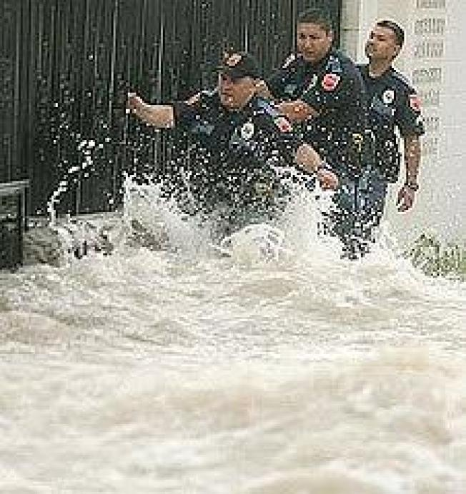 El Paso's Stormwater Angst