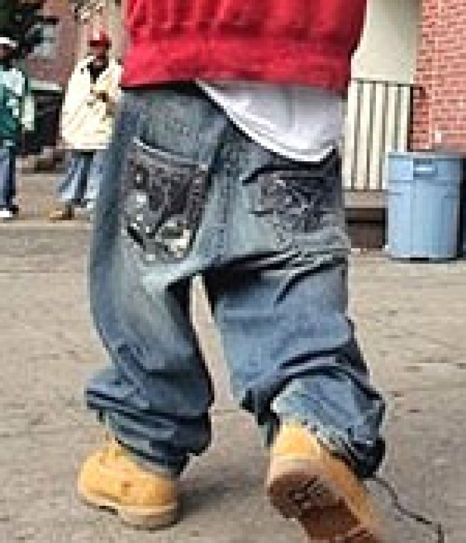 First Ever Saggin' Summit Aimed At Stopping Baggy Pants