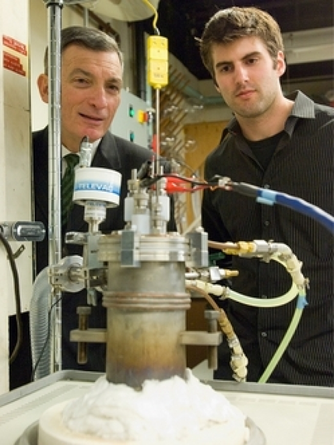 Liquid Battery Developed to Store Renewable Energy