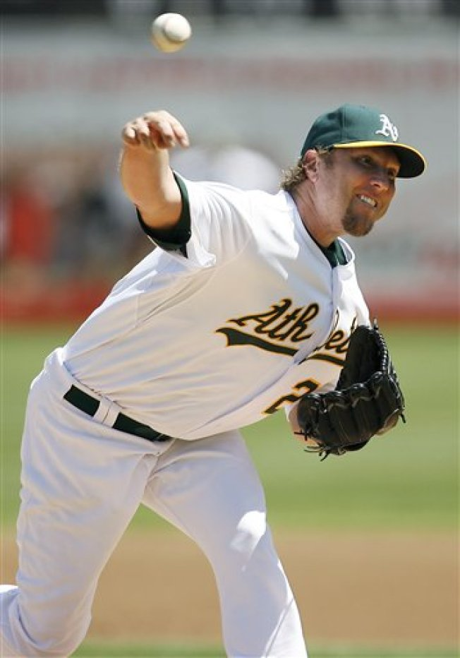 A's Deal Blow to Playoff-Hopeful Rangers