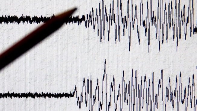 Earthquake Rattles Midlothian