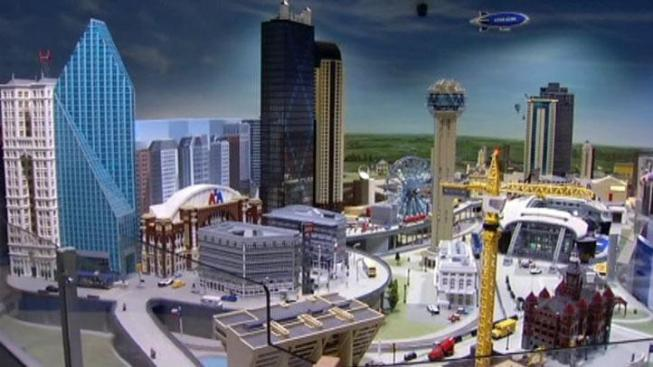 Grapevine Giving $500k to Expand Legoland