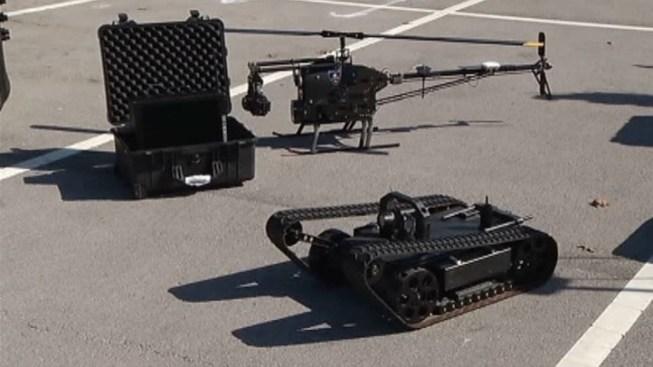 Arlington to Add to Fleet of Drones