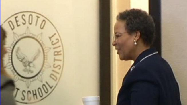 DeSoto Pays Ex-Superintendent $188,000 for a Day's Work