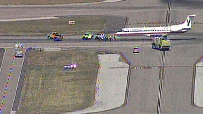 American Eagle Makes Emergency Landing at DFW