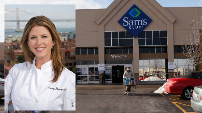 Top Chef Joins Sam's Club