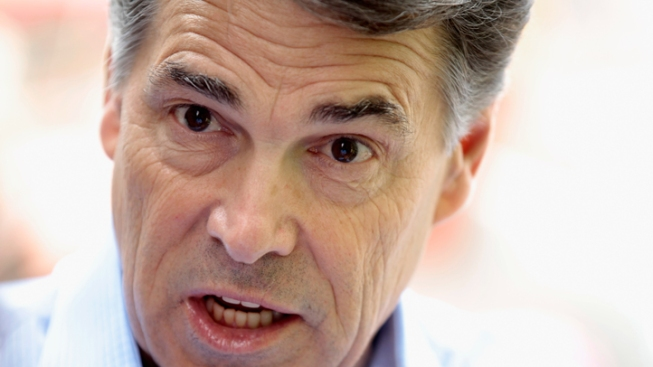 Perry: Gov't Must Help Returning Combat Veterans