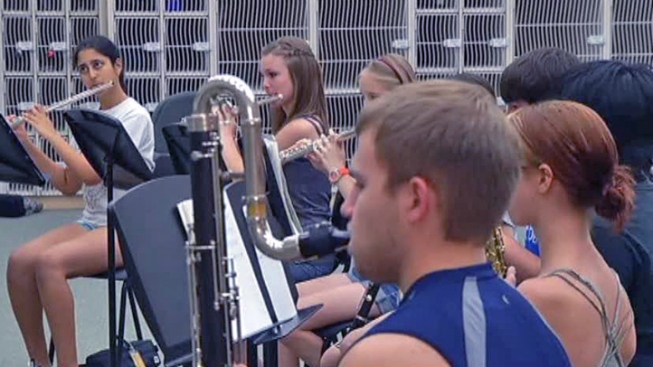Flower Mound High School Wins Grammy Gold