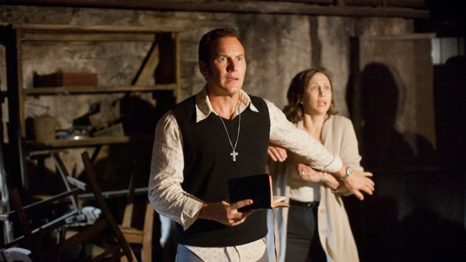 """""""Conjuring"""" Scares From Real-World Horror"""
