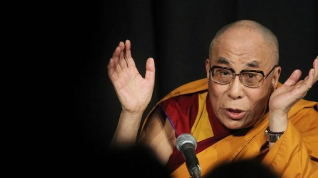 Dalai Lama Donates Constitution to Bush Institute