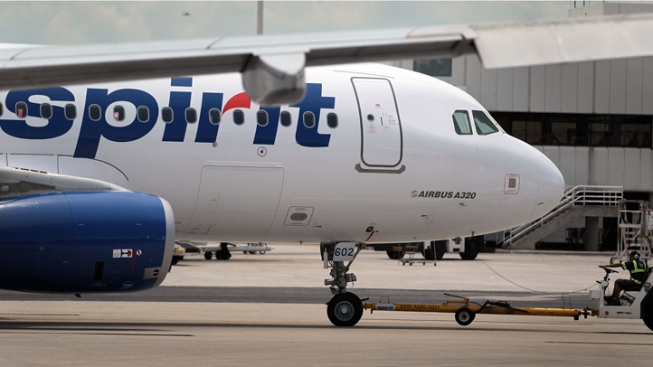 Spirit Airlines Offering DFW-Houston Flights