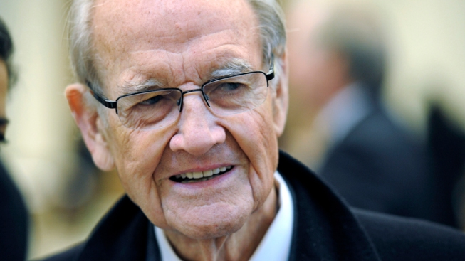 Former Senator George McGovern Dead at 90