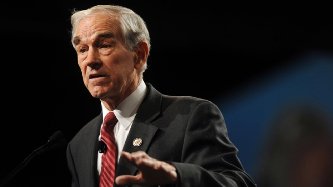 Ron Paul in Nevada, Mulling White House Bid