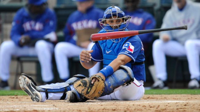 Rangers Lose in Cactus League Opener