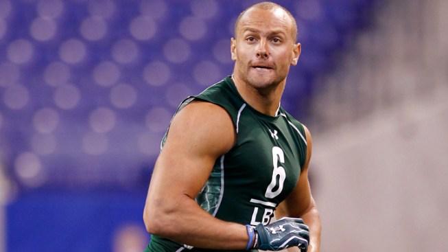 Giants Sign Cancer-Surviving Linebacker