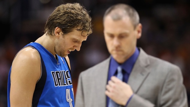 Struggling Mavs Fall to Nuggets