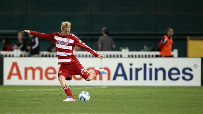 FC Dallas Signs Shea to Extension Through 2015