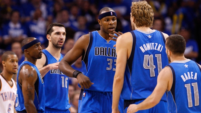 Haywood Out for Mavs in Game 3