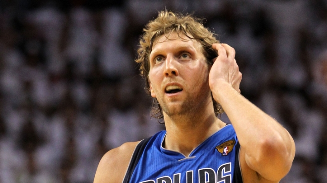 Circus Nowitzki to the Dramatic (Lucky) Rescue
