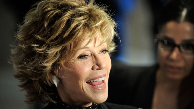 Jane Fonda: QVC Caved to Right Wing and Booted Me