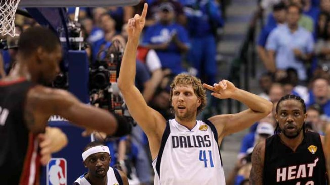 Nowitzki Awarded Top German Honor