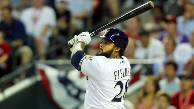 Fielder's Princely Blast Gives NL All-Star Win