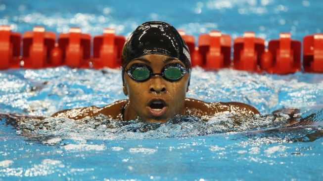 Olympic Swimmer Hoping to Get Bahamians in Water