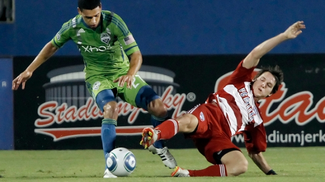 FC Dallas Loses to Sounders