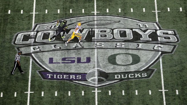 ESPN GameDay Returns for Cowboys Classic